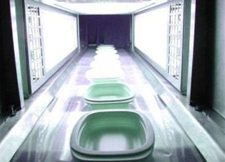 Food Transfer Tunnels - Daro UV Systems