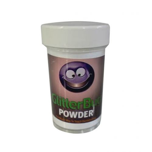 Glitterbug powder 57ml - Daro UV Systems - Hand Inspection Cabinets